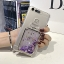 (442-054)เคสมือถือวีโว Vivo X6 Plus เคสนิ่มใสทรายดูดแฟชั่นสวยๆ thumbnail 3