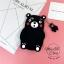 (513-022)เคสมือถือไอโฟน Case iPhone 7 เคสนิ่มตัวการ์ตูนคุมาโมโตะ 3D thumbnail 2