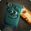 (513-035)เคสมือถือไอโฟน Case iPhone 7 เคสนิ่มทิกเกอร์ thumbnail 4
