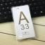 (พร้อมส่ง)เคสมือถือ Case Oppo A33/Neo7/Mirror 5 lite เคสนิ่มใสบางพื้นจุดกันรอยนิ้วมือ thumbnail 1