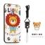 (025-881)เคสมือถือ Case Huawei Nova Lite เคสนิ่มซิลิโคนลายน่ารักพร้อมแหวนมือถือและสายคล้องคอถอดแยกได้ thumbnail 2