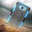 (002-133)เคสมือถือซัมซุง Case Samsung Galaxy J7(2016) เคสนิ่ม+พื้นหลังประกบแบบพลาสติก+มีขาตั้ง+ที่เหน็บเอวสไตล์กันกระแทก thumbnail 10