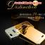 (025-156)เคสมือถือ Case Huawei Honor 4C/ALek 3G Plus (G Play Mini) เคสกรอบโลหะพื้นหลังอะคริลิคเคลือบเงาทองคำ 24K thumbnail 1