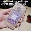 (497-005)เคสมือถือ Case OPPO F1 Plus (R9) เคสนิ่มใสประดับเพชรขวดน้ำหอม thumbnail 8