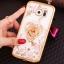 (025-1145)เคสมือถือซัมซุง Case Samsung Galaxy S7 เคสนิ่มซิลิโคนใสลายหรูประดับคริสตัล พร้อมแหวนเพชรมือถือตั้งโทรศัพท์ thumbnail 11