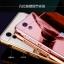 (พร้อมส่ง)เคสมือถือวีโว่ Vivo Y51 เคสกรอบโลหะพื้นหลังอะคริลิคแวววับคล้ายกระจกสวยหรู thumbnail 7