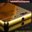 (025-156)เคสมือถือ Case Huawei Honor 4C/ALek 3G Plus (G Play Mini) เคสกรอบโลหะพื้นหลังอะคริลิคเคลือบเงาทองคำ 24K thumbnail 6