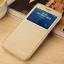 (516-009)เคสมือถือ Case Huawei G9 Plus เคสพลาสติกฝาพับ Pu โชว์หน้าจอแบ็คแกมมอน thumbnail 4