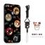 (025-881)เคสมือถือ Case Huawei Nova Lite เคสนิ่มซิลิโคนลายน่ารักพร้อมแหวนมือถือและสายคล้องคอถอดแยกได้ thumbnail 7