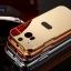 (025-075)เคสมือถือ HTC M8 เคสกรอบโลหะพื้นหลังอะคริลิคแวววับคล้ายกระจกสวยหรู thumbnail 1