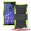 (002-069)เคสมือถือโซนี่ Case Sony Xperia Z3 เคสพลาสติกด้านในนิ่มสไตล์กันกระแทกรุ่นขอบสี thumbnail 8