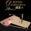 (025-109)เคสมือถือ HTC One A9 เคสกรอบโลหะพื้นหลังอะคริลิคแวววับคล้ายกระจกสวยหรู thumbnail 1