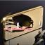 (025-151)เคสมือถือ Case Huawei Honor 3C เคสกรอบโลหะพื้นหลังอะคริลิคเคลือบเงาทองคำ 24K thumbnail 3