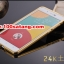 (025-137)เคสมือถือวีโว Vivo X5Max เคสกรอบโลหะพื้นหลังอะคริลิคเคลือบเงาทองคำ 24K thumbnail 10