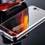 (025-170)เคสมือถือ Case Huawei Ascend G7 เคสกรอบโลหะพื้นหลังอะคริลิคเคลือบเงาทอง 24K thumbnail 9
