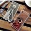 (464-001)เคสมือถือ Case OPPO F1 Plus (R9) เคสนิ่มใสพื้นหลังแววเงาคล้ายกระจก thumbnail 1