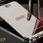 (025-109)เคสมือถือ HTC One A9 เคสกรอบโลหะพื้นหลังอะคริลิคแวววับคล้ายกระจกสวยหรู thumbnail 5