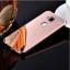 (417-001)เคสมือถือ Case Huawei G7 Plus เคสกรอบโลหะพื้นหลังอะคริลิคเคลือบเงาทอง 24K thumbnail 11