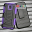 (002-016)เคสมือถือซัมซุงกาแล็คซี่เอส 5 Samsung Galaxy Case S5 เคสกันกระแทกแบบเหน็บเอว thumbnail 4