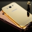 (025-194)เคสมือถือซัมซุง Case Samsung Galaxy J5(2016) เคสกรอบโลหะพื้นหลังอะคริลิคเงาแวว thumbnail 1