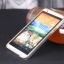 (025-123)เคสมือถือ HTC Desire 820 เคสกรอบบัมเปอร์โลหะฝาหลังอะคริลิคทูโทน thumbnail 3