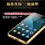 (025-154)เคสมือถือ Case Huawei ALek 4G Plus (Honor 4X) เคสกรอบโลหะพื้นหลังอะคริลิคเคลือบเงาทองคำ 24K thumbnail 8