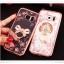 (025-1145)เคสมือถือซัมซุง Case Samsung Galaxy S7 เคสนิ่มซิลิโคนใสลายหรูประดับคริสตัล พร้อมแหวนเพชรมือถือตั้งโทรศัพท์ thumbnail 2