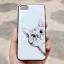 (633-021)เคสมือถือไอโฟน Case iPhone7/iPhone8 เคสนิ่มพื้นหลังกระจกลายน้องแมวน่ารักตามหาเจ้าของ thumbnail 3