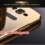 (พร้อมส่ง)เคสมือถือซัมซุง Grand Prime เคสกรอบโลหะพื้นหลังอะคริลิคเคลือบเงาทองคำ 24K thumbnail 5
