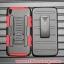 (002-078)เคสมือถือ Alcatel OneTouch Idol 3 (5.5) เคสรุ่นกันกระแทกขอบสีเหน็บเอว thumbnail 6