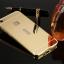(025-043)เคสมือถือวีโว Vivo X6 เคสกรอบบัมเปอร์โลหะฝาหลังอะคริลิคเคลือบเงาแวว thumbnail 3
