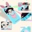 (พร้อมส่ง)เคสมือถือไอโฟน 4/4s Case iPhone เคสนิ่ม Monchhichi กระต่าย thumbnail 2