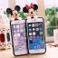 (พร้อมส่ง)เคสมือถือไอโฟน case iphone 6Plus/6S Plus เคสนิ่ม Hello 3D การ์ตูนน่ารักๆ thumbnail 4