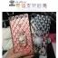 (442-016)เคสมือถือ Case Huawei P8 เคสนิ่มใสขอบชุบแววลายโมเสคแก้ว thumbnail 1