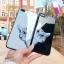 (633-021)เคสมือถือไอโฟน Case iPhone7/iPhone8 เคสนิ่มพื้นหลังกระจกลายน้องแมวน่ารักตามหาเจ้าของ thumbnail 1