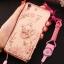 (025-211)เคสมือถือ Case OPPO F1 Plus (R9) เคสนิ่มใสขอบชุบลายดอกไม้ประดับแหวนโลหะ thumbnail 15