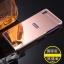 (025-111)เคสมือถือโซนี่ Case Sony Xperia Z2 เคสกรอบโลหะพื้นหลังอะคริลิคแวววับคล้ายกระจกสวยหรู thumbnail 6