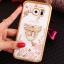 (025-1145)เคสมือถือซัมซุง Case Samsung Galaxy S7 เคสนิ่มซิลิโคนใสลายหรูประดับคริสตัล พร้อมแหวนเพชรมือถือตั้งโทรศัพท์ thumbnail 10