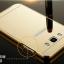 (025-194)เคสมือถือซัมซุง Case Samsung Galaxy J5(2016) เคสกรอบโลหะพื้นหลังอะคริลิคเงาแวว thumbnail 4