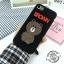 (513-029)เคสมือถือไอโฟน Case iPhone 6Plus/6S Plus เคสนิ่มหมี BROWN thumbnail 3