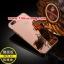 (025-154)เคสมือถือ Case Huawei ALek 4G Plus (Honor 4X) เคสกรอบโลหะพื้นหลังอะคริลิคเคลือบเงาทองคำ 24K thumbnail 9