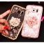 (025-1145)เคสมือถือซัมซุง Case Samsung Galaxy S7 เคสนิ่มซิลิโคนใสลายหรูประดับคริสตัล พร้อมแหวนเพชรมือถือตั้งโทรศัพท์ thumbnail 1