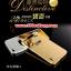 (025-157)เคสมือถือ Case Huawei Honor 6 เคสกรอบโลหะพื้นหลังอะคริลิคเคลือบเงาทองคำ 24K thumbnail 1