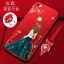 (587-031)เคสมือถือวีโว Vivo X6 Plus เคสนิ่มแฟชั่นลายผู้หญิงขอบเพชร thumbnail 3