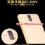 (025-159)เคสมือถือ Case OPPO R3 เคสกรอบโลหะพื้นหลังอะคริลิคเคลือบเงาทองคำ 24K thumbnail 5