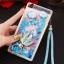 (549-001)เคสมือถือ Case Huawei P8 Lite เคสพลาสติกใส Glitter ทรายดูดหัวใจ thumbnail 18