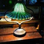 โคมไฟตั้งโต๊ะstainglass รหัส1859tl
