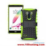 เคสมือถือ Case LG G4 Stylus เคสพลาสติกกันกระแทกรุ่นขอบสี แบบที่5