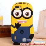 เคสมือถือ Case Huawei Honor 6 Plus เคสนิ่ม 3D ตัวการ์ตูนน่ารักๆ แบบที่1