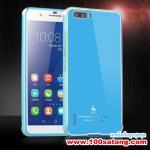 เคสมือถือ Case Huawei Honor 6 Plus เคสโลหะขอบทูโทนฝาหลังอะคริลิคผิวมันวาว แบบที่4